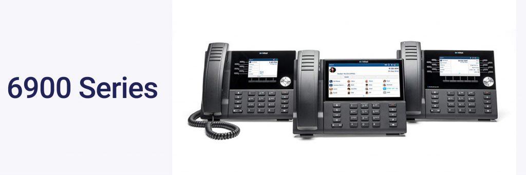 Mitel 6900 Series handsets